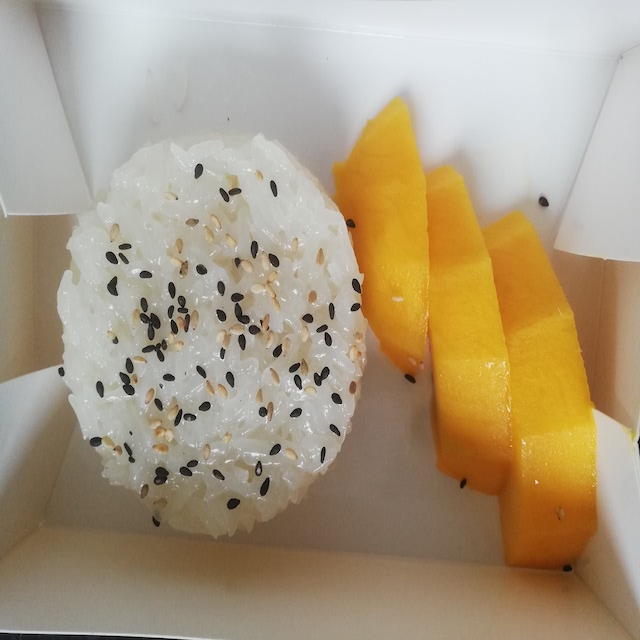 Photo de Mango sticky rice