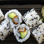 Photo de Maki roll Ebi fry