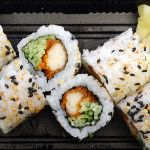 Photo de Maki roll Fry chicken